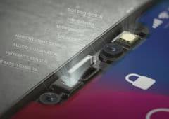 encoche iphone faceid