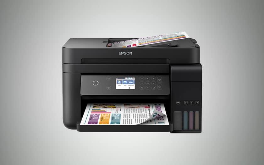 Imprimante Epson EcoTank ET-M3750