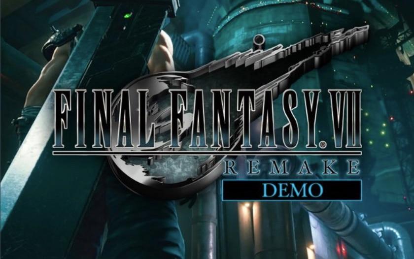 Démo Final Fantasy VII Remake