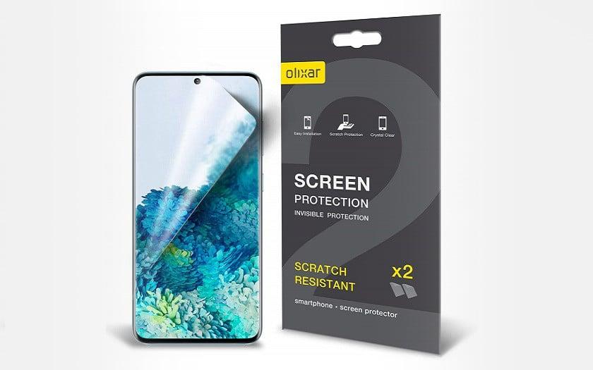 film protection olixar galaxy s20