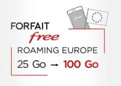 free augmente enveloppe roaming coronavirus