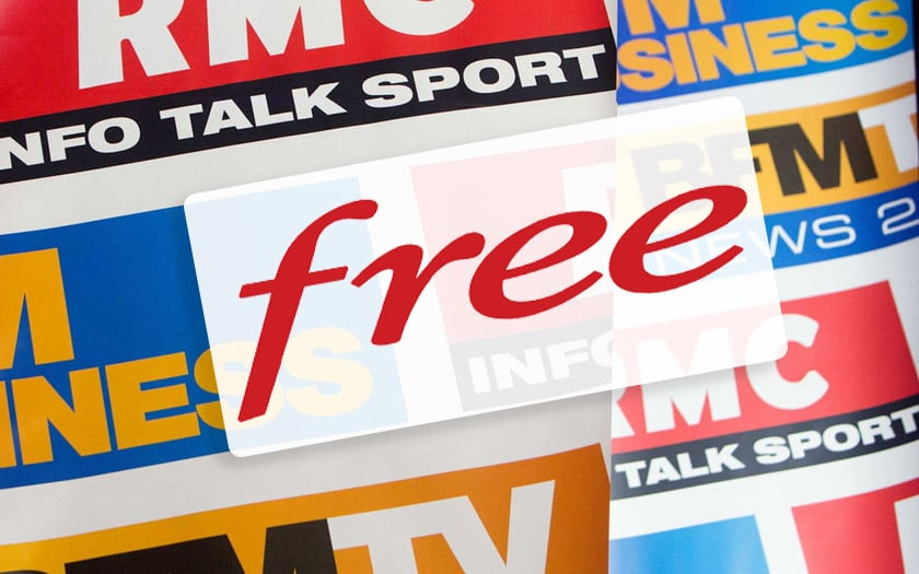 BFM TV porte plainte contre Free
