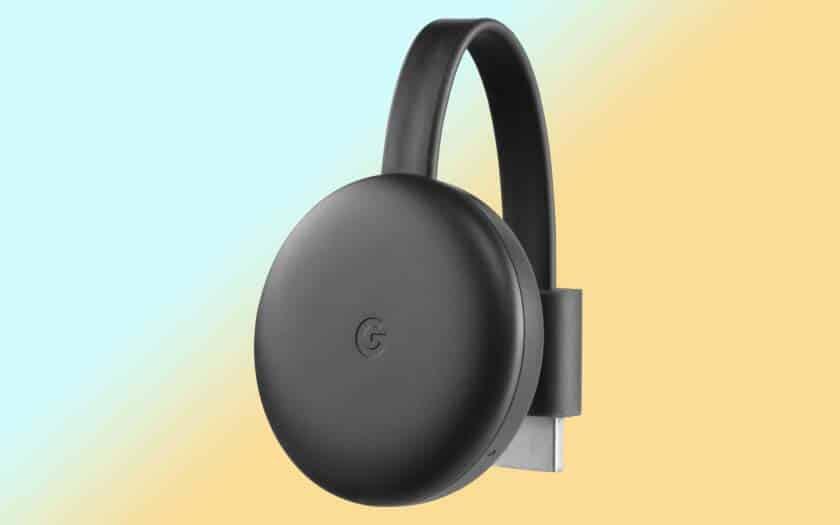 google chromecast ultra android tv télécommande