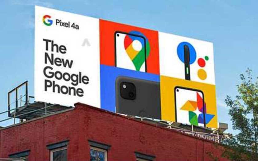 google pixel 4a prix 399euros