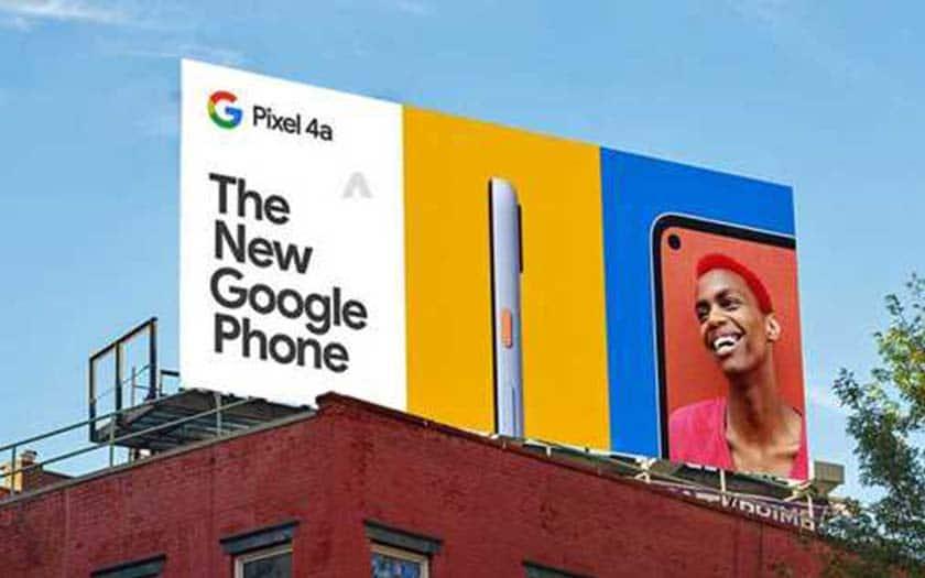google-pixel-4a-prix-copie