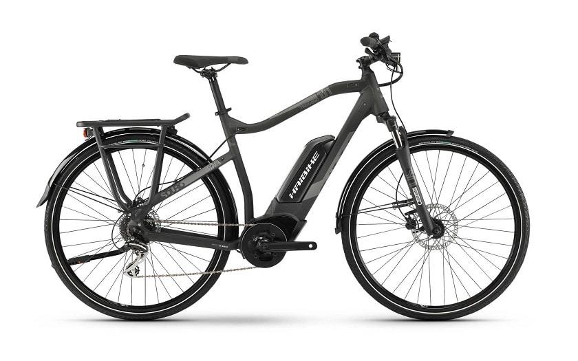 Haibike Sduro trekking 1.0 electric bike