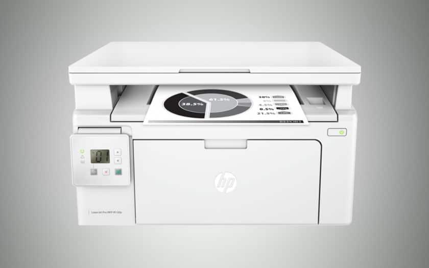 Imprimante laser HP LaserJet Pro M130a