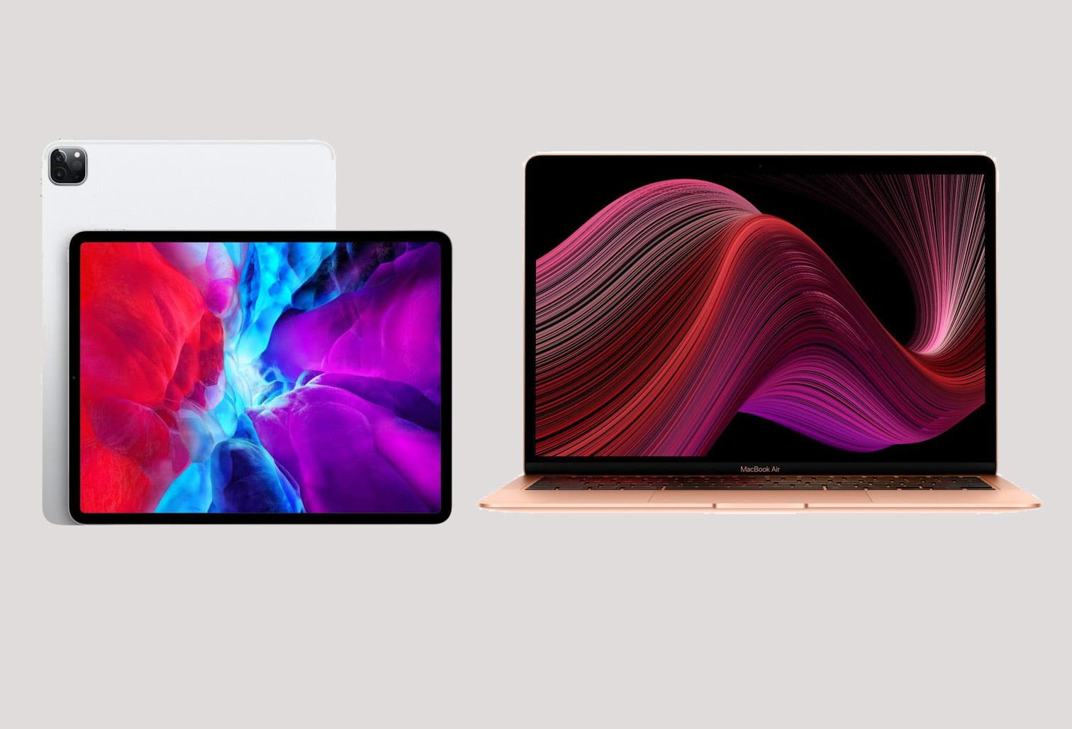 L'iPad Pro 2020 a le WiFi 6 mais pas le nouveau MacBook Air