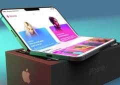 iphone pliable fold