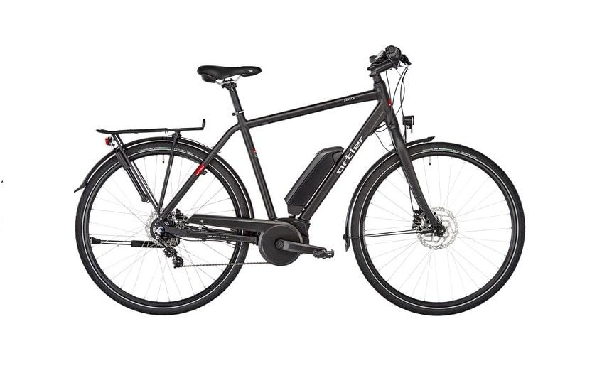 Ortler Zurich disc FL electric bike