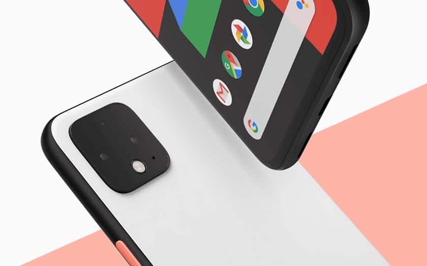 pixel 5 google soc milieu gamme