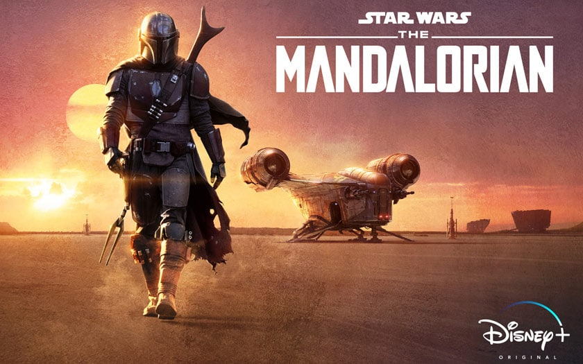 The Mandalorian sur Canal+