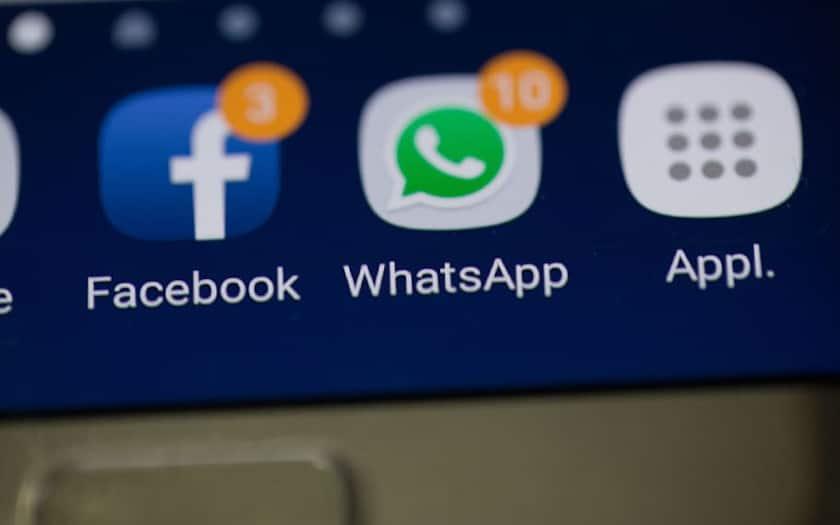 whatsapp facebook messenger les appels vid o ont doubl depuis le confinement