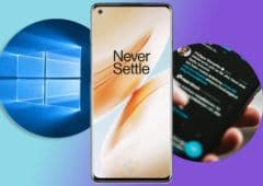 windows 10 news bar coronavirus smartphone oneplus 8 lancement
