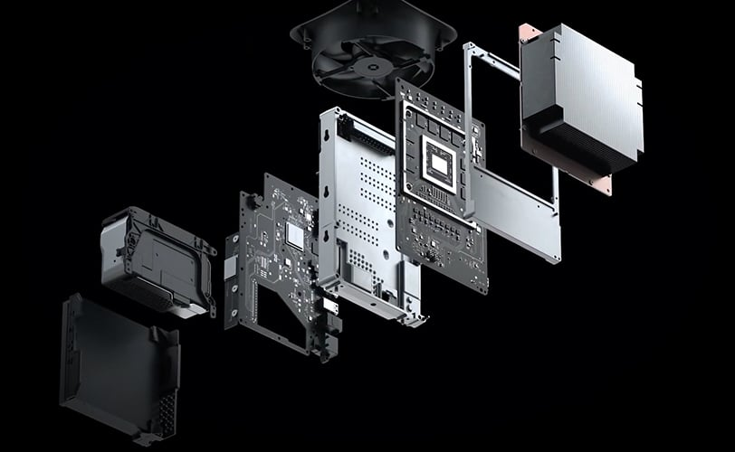 Xbox Series X teardown démontage