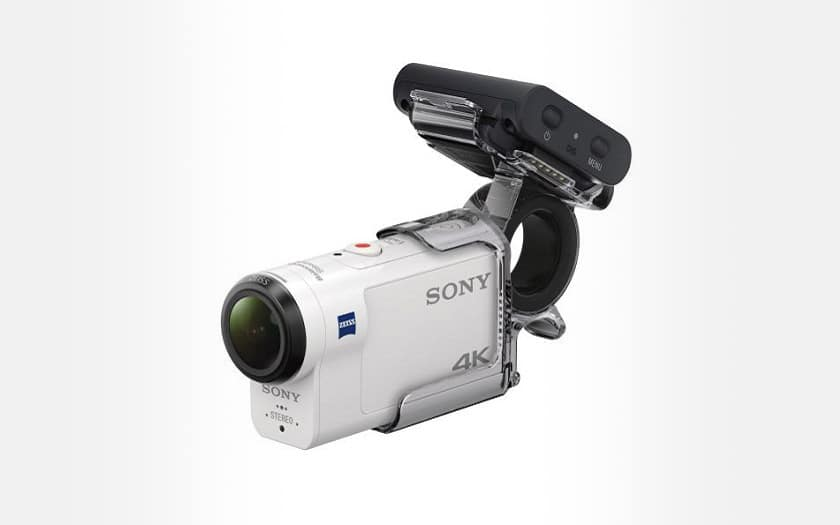 Action Cam Sony FDR X3000R 4K
