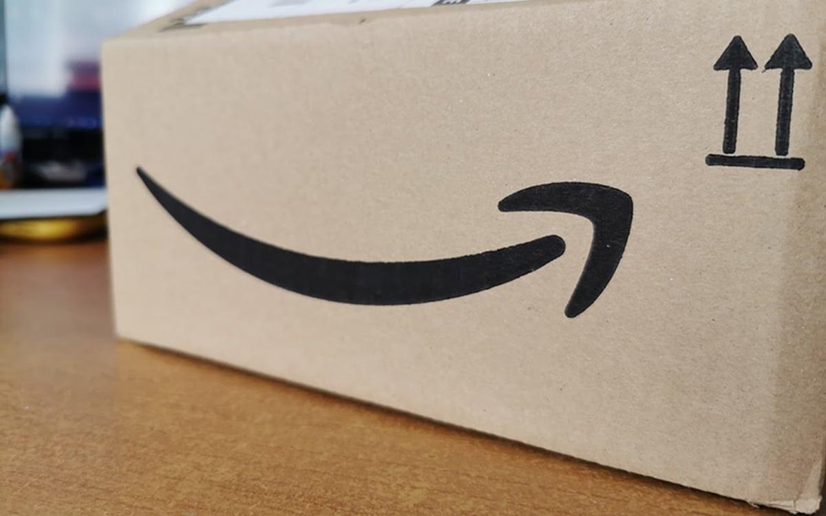 Amazon Colis