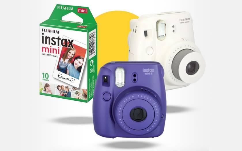 appareil Fujifilm Instax Mini 8 pas cher