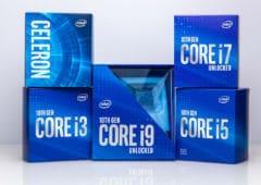 Intel Core Comet Lake