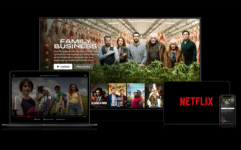Appareils compatibles Netflix