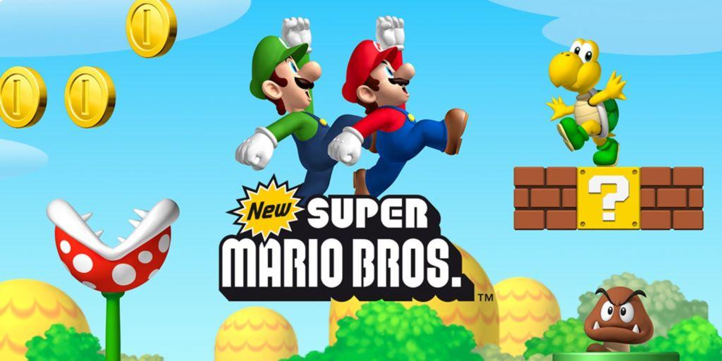 Meilleurs Jeux Super Mario