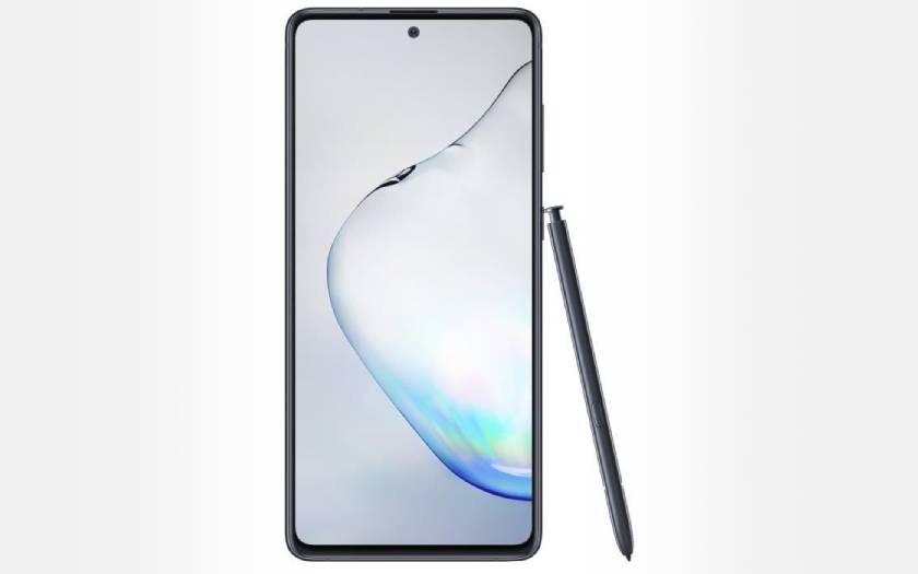 Samsung Galaxy Note 10 Lite pas cher