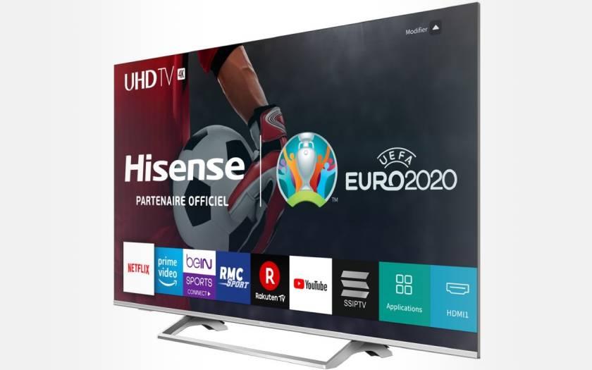 TV LED Hisense H65B7500 en promo