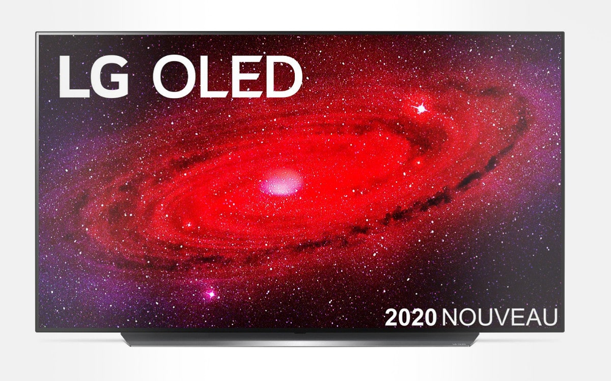 2020 LG OLED55CX6 OLED TV