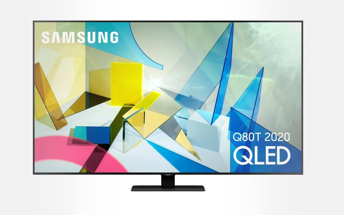 2020 Samsung QE65Q80T QLED TV