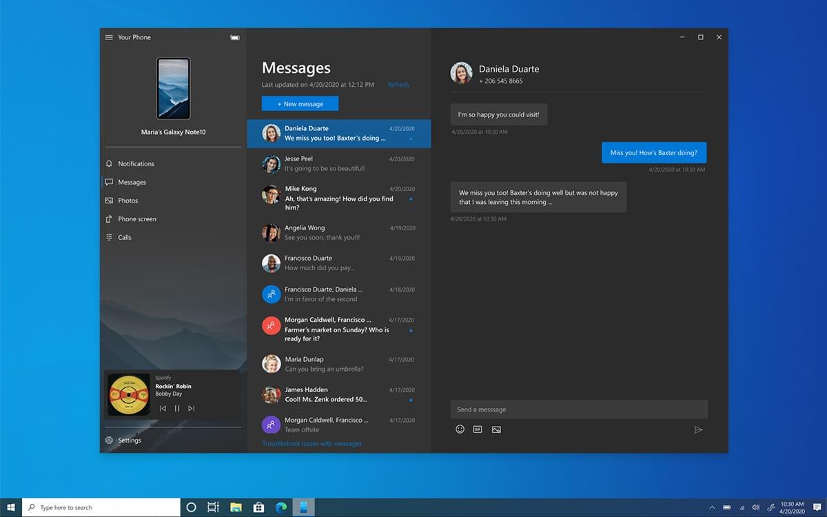 Windows 10 Build 19619 Lecture Audio Votre Telephone