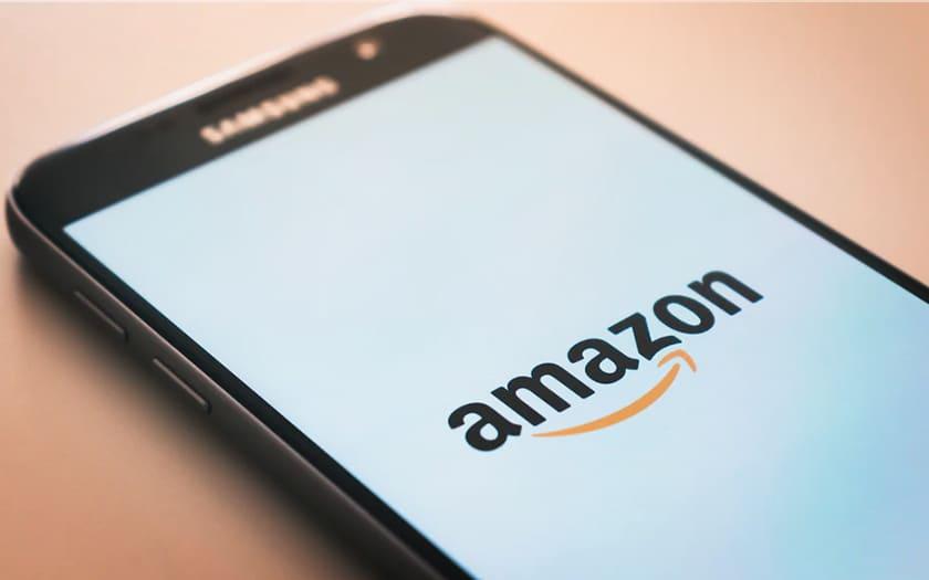 Amazon application smartphone