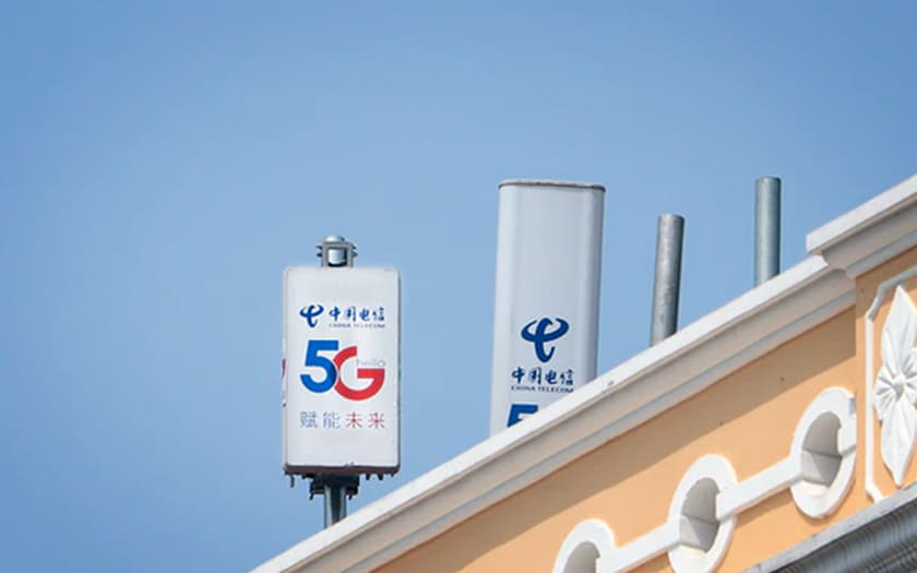 Antennes China Telecom