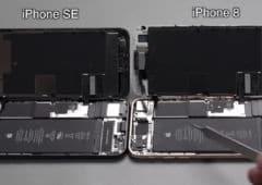 apple iphone se 2020 comparatif iphone 8