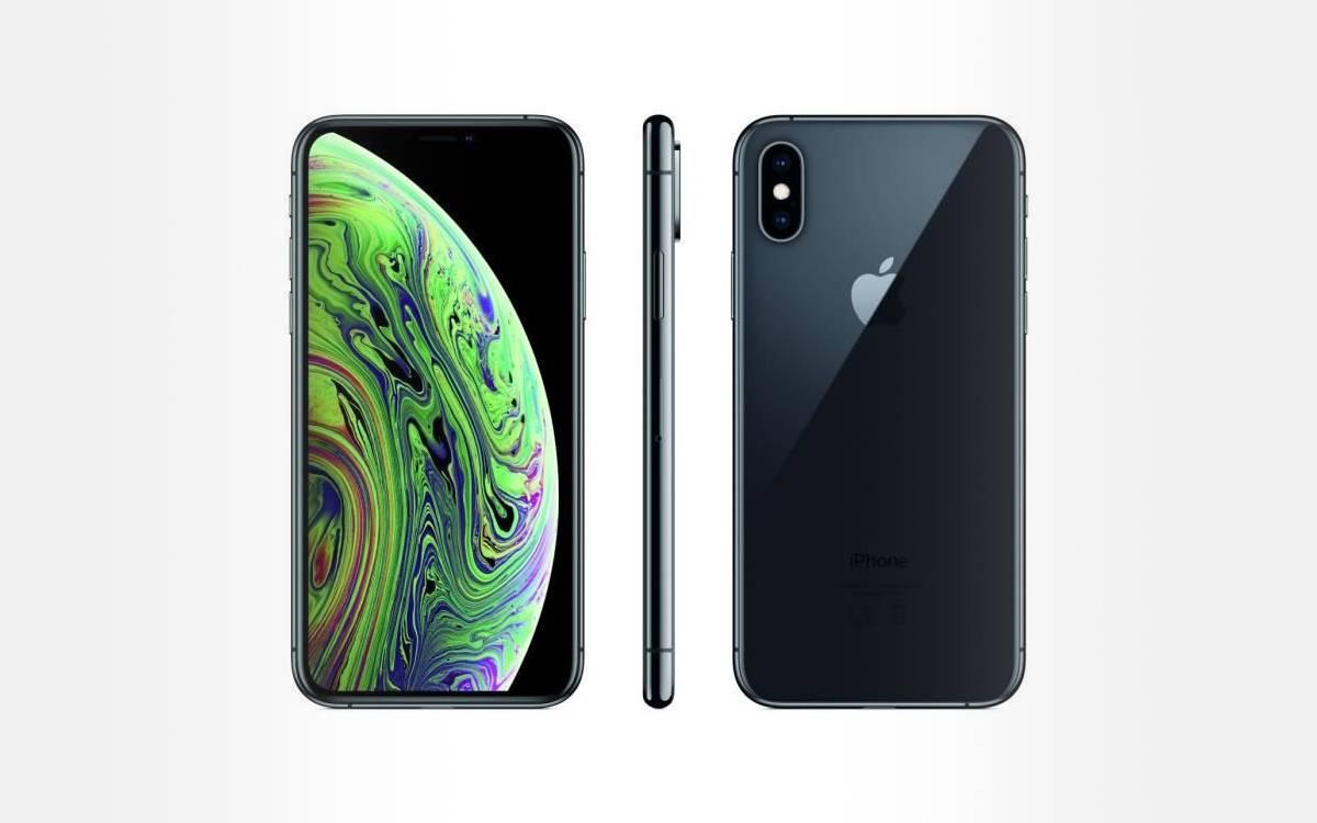 Apple iPhone XS 64 Go pas cher