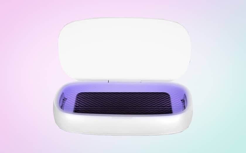 Boite UV smartphone