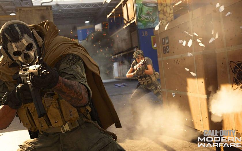 Call of Duty Modern Warfare Multijoueur
