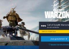 call of duty warzone tuto