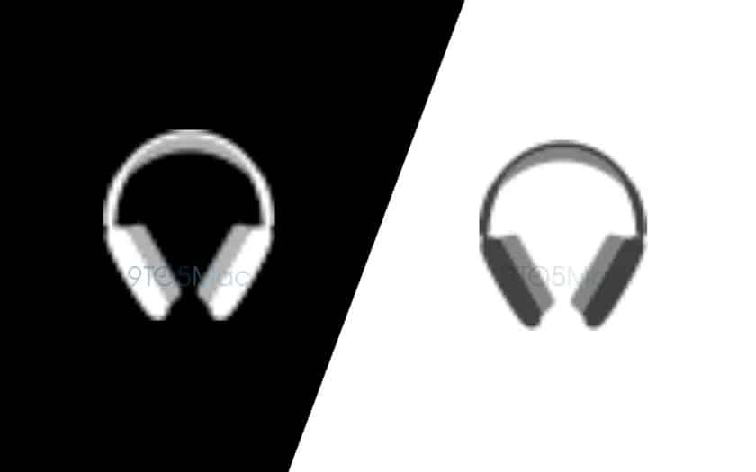 icone casque Apple iOS 14