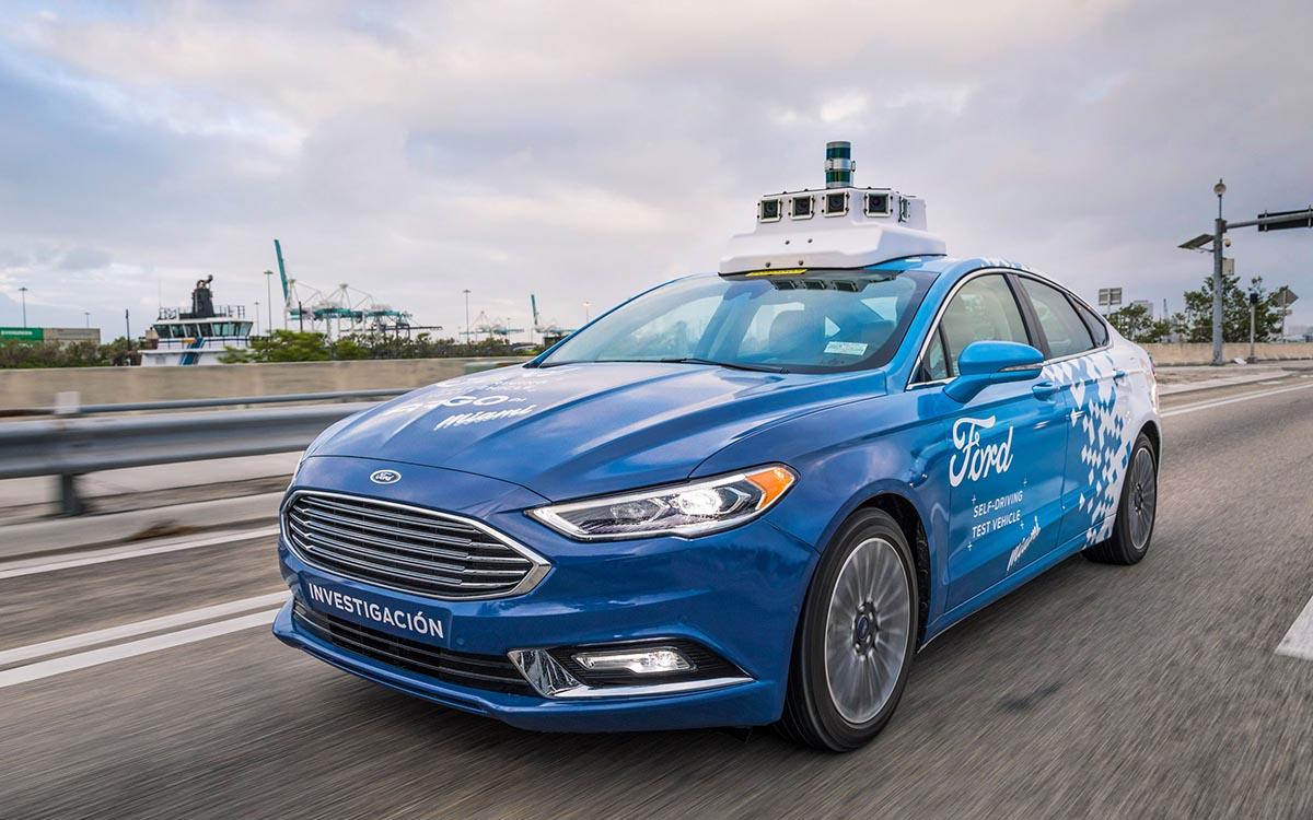 coronavirus ford reporte taxis autonomes 2022