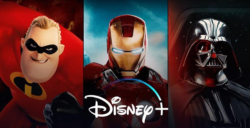 Heure de lancement Disney+ en France