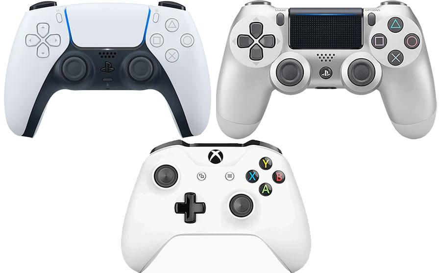 DualSense DualShock 4 Xbox Controller