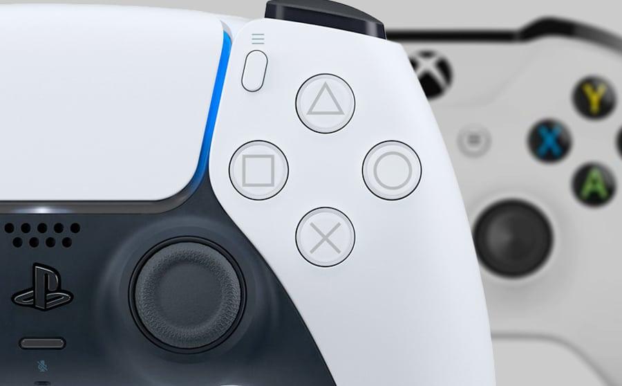 DualSense Xbox Controller