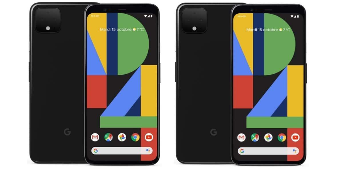 Google Pixel 4 ou 4 XL pas cher