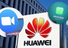 huawei menace etats unis zoom faille whatsapp un numero