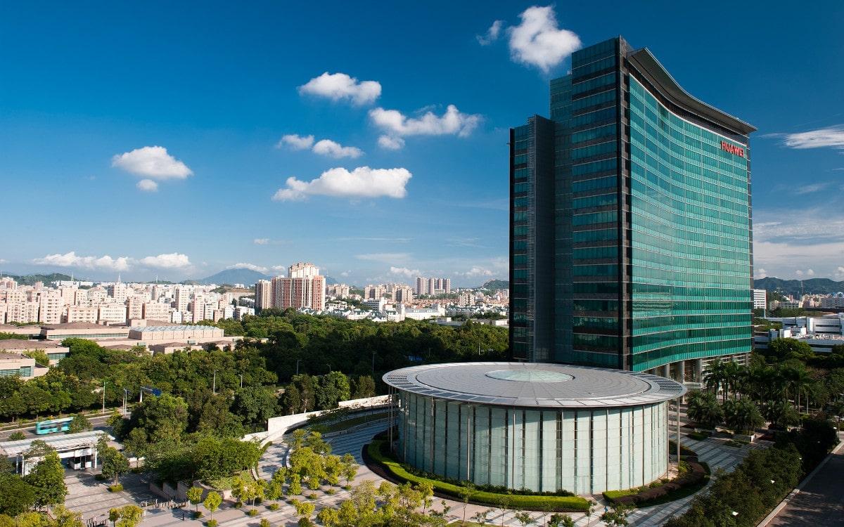 huawei shenzhen headquarter
