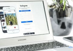 instagram interface web livestream