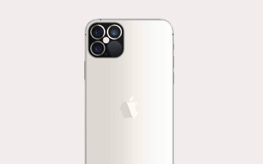 iPhone 12 Pro arrière