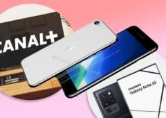 iphone 9 csa canalplus galaxy note 20 design