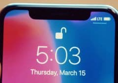 iphone face id masque protection