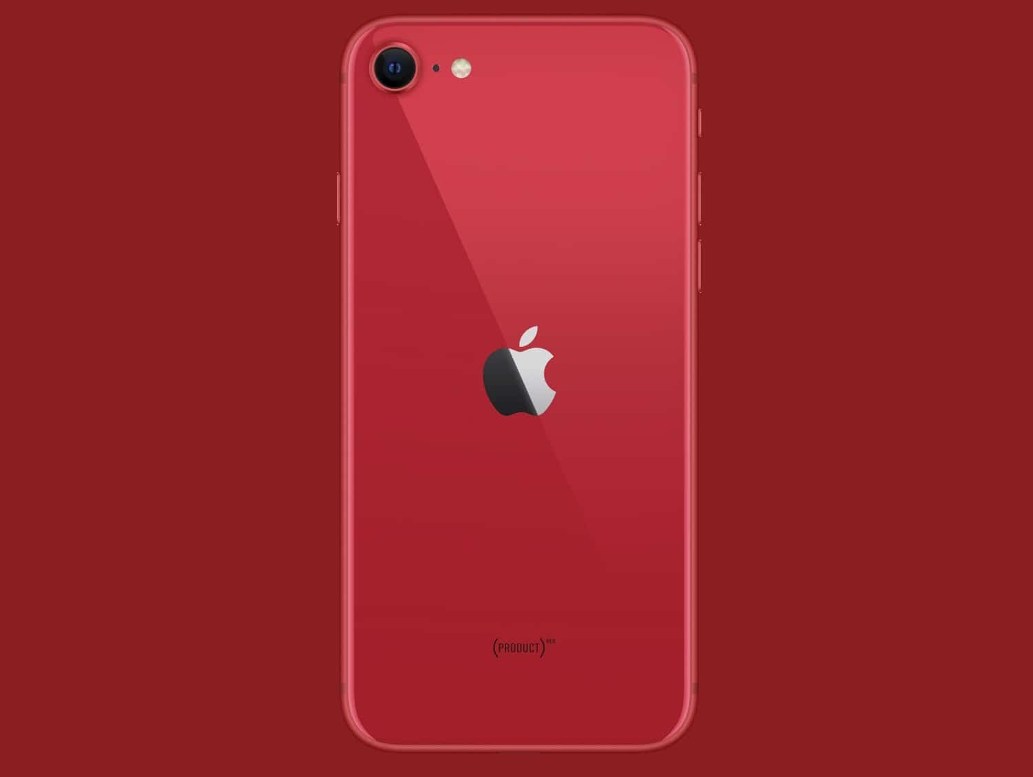 iphone se 2020 design